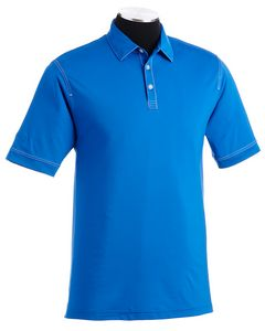 Mens Callaway Industrial Stitch Polo Shirt