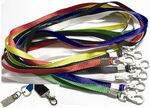 Polyester Lanyard with Metal Clip (18