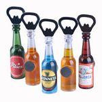Magnetic Beer Shaped Bottle Opener