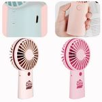 Custom Handheld Rechargeable Fan