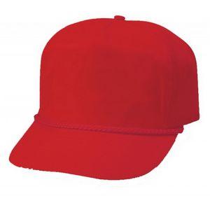Poplin Golf Cap