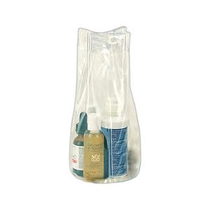 Clear Cosmetic Tote Bag