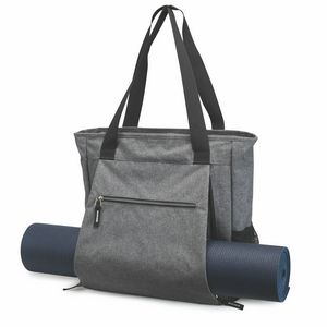 Heather Yoga Mat Versatile Tote Gym Bag