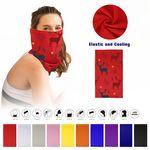 Custom Full Color Multifunctional Cooling Neck Gaiter Mask Buff