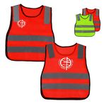 Custom Cute Safety Vest for Kids