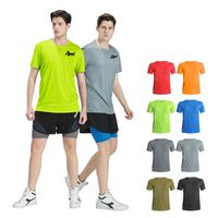 Men's Quick Dry Jogging Sports T-Shirt