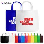 Custom Heat Sealed Non-Woven Promotional Tote Bag