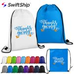 Custom Non-woven Drawstring Backpack