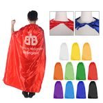 Custom 35.5'' x 43.5'' Adult Super Hero Cape