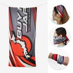 Multifunction Breathable & Hyper Evaporative Cooling Towel/Face Towel(11.8¡°X31.5'')