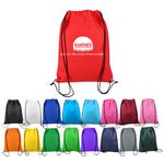 Custom Non-Woven Custom Drawstring Backpack - 14