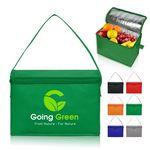 Zipper Top Insulated Lunch Bags
