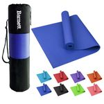 Custom PVC Yoga Mat with Carrying Bag