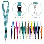 Custom Sublimated Polyester Lanyard 36