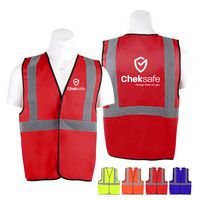 Adult Reflective Safety Vest
