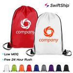 Custom Polyester Drawstring Sports Backpack