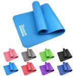 Custom Large NBR Yoga Mat