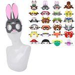 Custom Cartoon Animal Party Masks