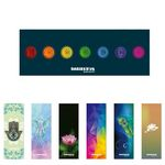 Custom Ultra Thin Premium Yoga Mat with Full Mat Printing