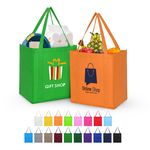 Custom Non-Woven Grocery Tote Bag
