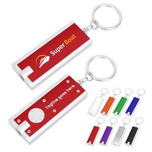 Flashlight LED Keychain
