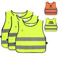 Reflective Safety Vest, Child Sizes