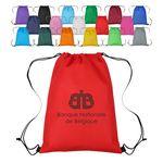 Custom Reusable Non-Woven Drawstring Bag