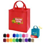 Custom Non-Woven Polyproylene Shopping Tote Bag