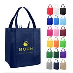 Custom Large Grocery Non-Woven Tote