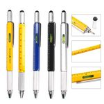Custom 6-in-1 Engineer Tool Pen