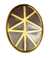 "0.75"" Genuine Cloisonne Lapel Pin"