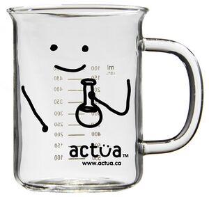 Custom Printed Ice Tea Cruiser Glass Mugs