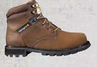 "Carhartt® Men's Brown 6"" Traditional Welt Work Boot"