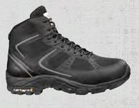 Carhartt® Men's Black Lightweight Work Hiker Steel Toe Boot