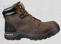 """Carhartt® Rugged Flex® Women's Brown 6"""" Composite Toe Work Boot"""