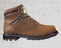 """Carhartt® Men's Brown 6"""" Traditional Welt Steel Toe Work Boot"""