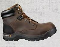 "Carhartt® Rugged Flex® Men's Brown 6"" Composite Toe Work Boot"