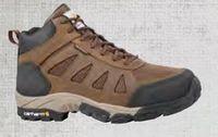 Carhartt® Men's Brown Lightweight Waterproof Work Hiker Boot