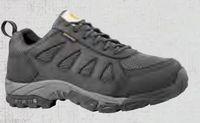 Carhartt® Men's Black Lightweight Low Waterproof Work Hiker Boot w/Carbon Nano Toe
