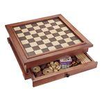 Custom 10-in-1 Camphor Wood Combination Set