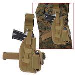 Custom Coyote Brown Tactical Holster (5