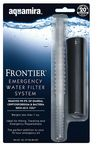 Custom Aquamira Frontier Emergency Water Filtration System