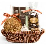 Custom Petite Chocolate Gift Basket