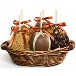 Custom 5 Apple Gift Basket