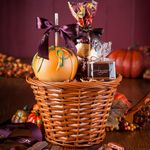 Custom Harvest Delight Basket