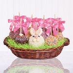 Custom Petite Apple Easter Gift Basket