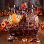 Custom Sweet Pumpkin Basket