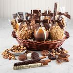 Custom X-Large Chocolate Gift Basket