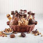 Custom Medium Chocolate Gift Basket