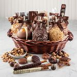 Custom 2X-Large Chocolate Gift Basket